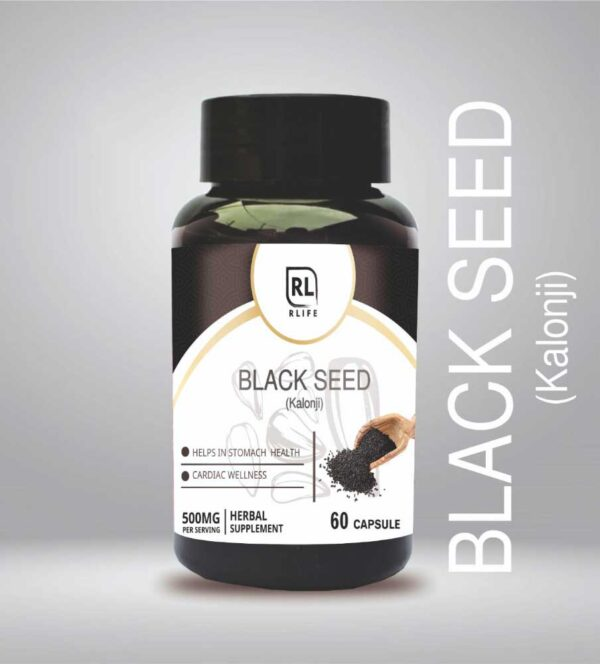 Black Seed Capsules Manufacturers In India