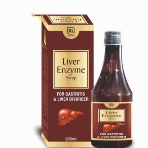 Liver Enzyme Syrup