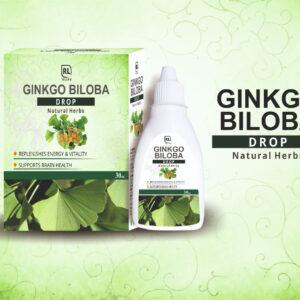 Ginkgo Biloba Drop