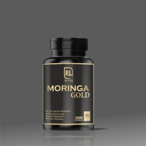 Moringa Gold Capsules (Complete Body Wellness)