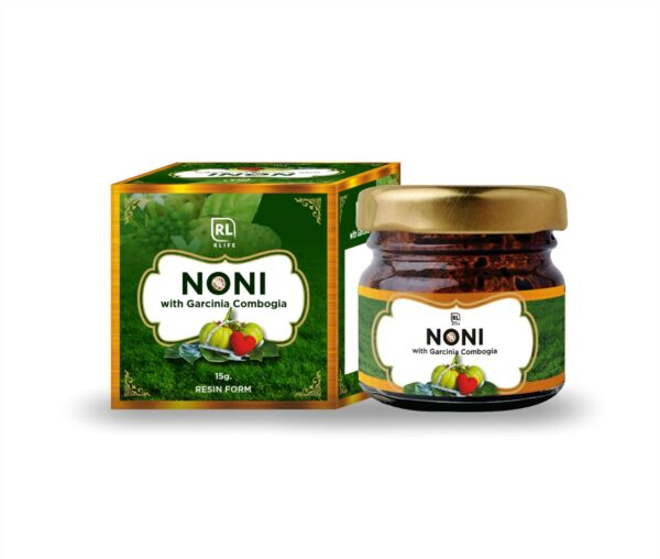 Noni with Garcina Resin