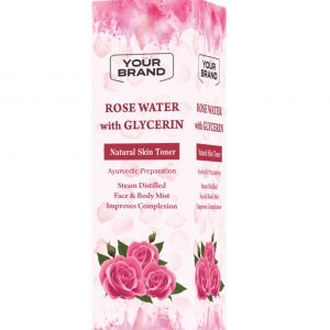 Rose Water With Glycerine